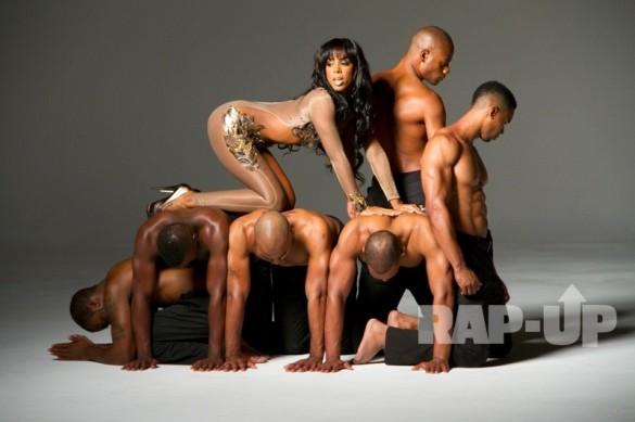 كليب Kelly Rowland - Lay It On Me ft. Big Sean 2011 HD