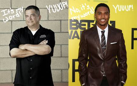 """Trey Songz Is Suing David Hester of """"Storage Wars""""…Over some"""