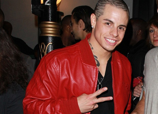 Casper Smart is Dating New Chick Who Rivals J Lo