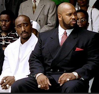 """""""Je pense que Tupac est toujours vivant"""", révèle Suge Knight"""