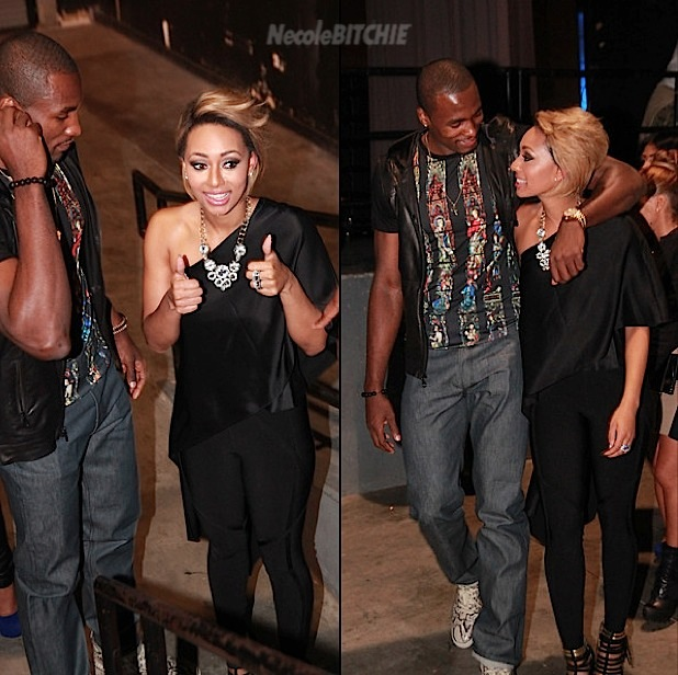 Kevin durant dating keri hilson